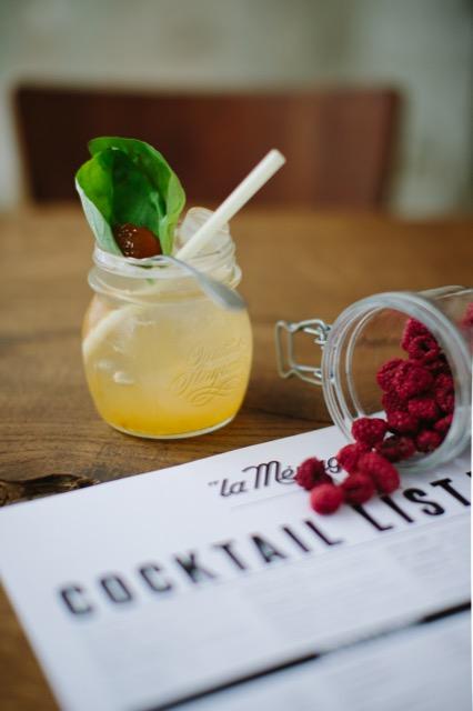 Cocktails at La Menagere Florence