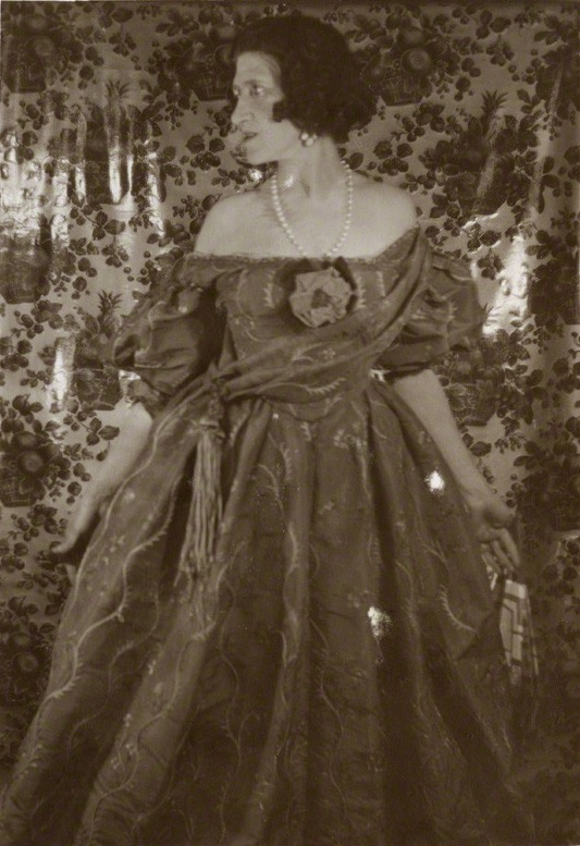 Lady Ottoline Morrel in 1927