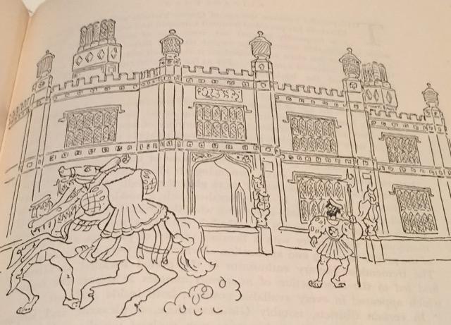 Tudor architecture Pillar to Post