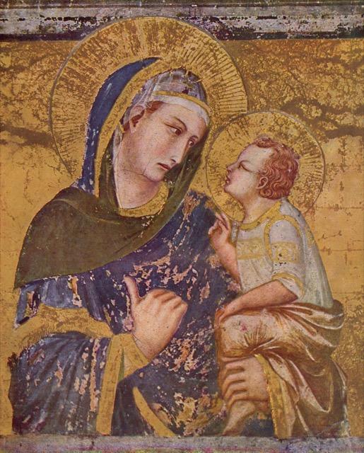 A 14th-century Madonna dei Tramonti by Pietro Lorenzetti