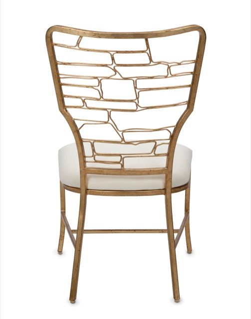 Vinton chair from Currey and Company