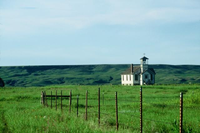 Iron Nation Church South Dakota