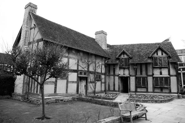 Shakespeare's family home, New Place