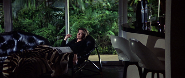 Anne Bancroft in the Graduate, a midcentury cougar