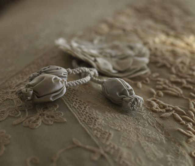 Pandora de Balthazar antique textile