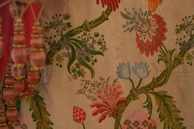 Heirloom and museum-quality textiles by Pandora de Balthazar