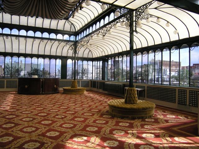 Alvear Palace ballroom