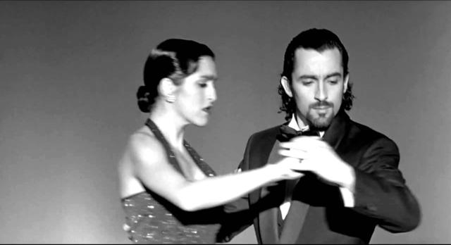 Pablo Veron and Carolina Iotti