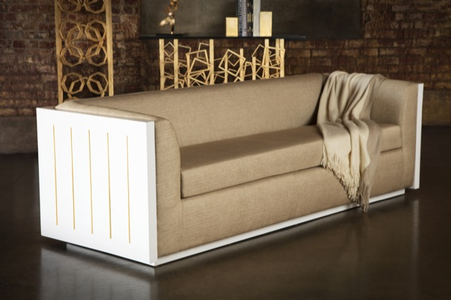 Sofa by Badgley Mischka Home