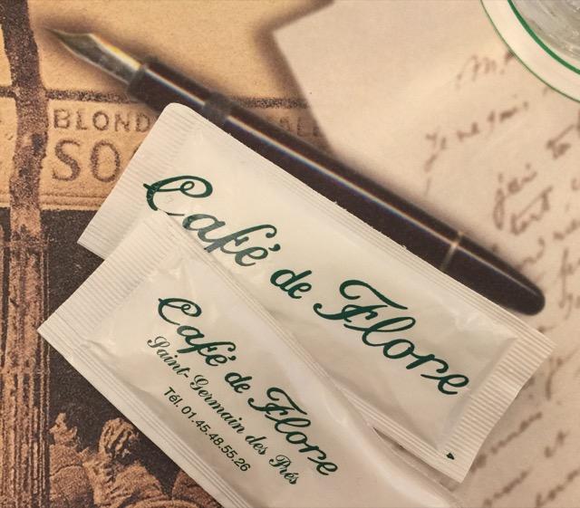 Café de Flore Sugar