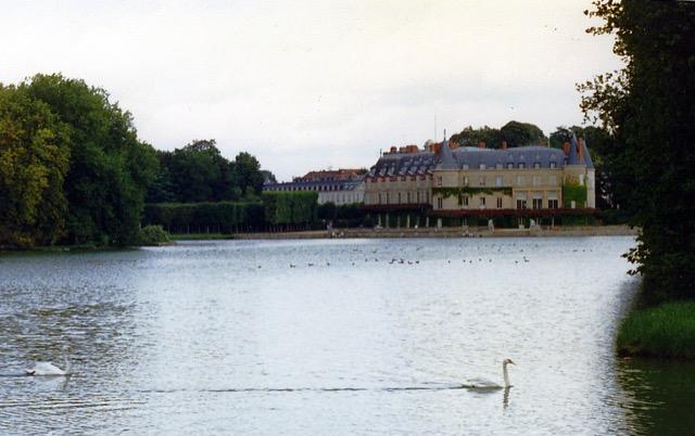 Château de Rambouillet in 1987