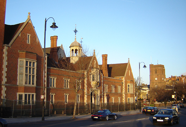 Crosby Hall in Chelsea, London