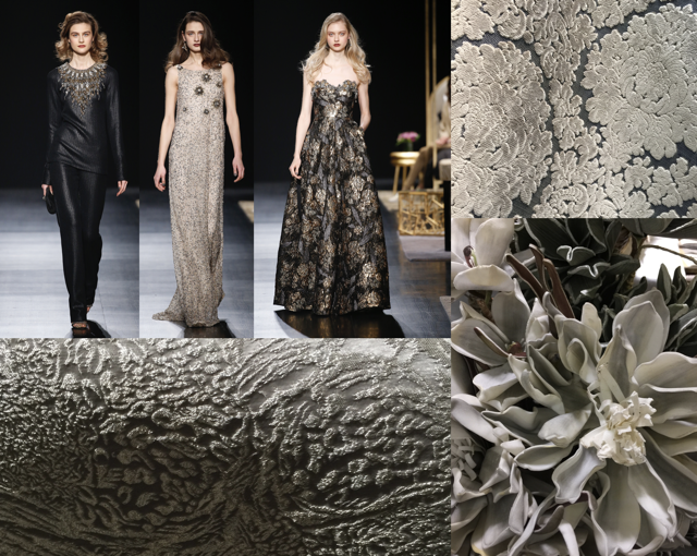 Collage Trends in Textiles