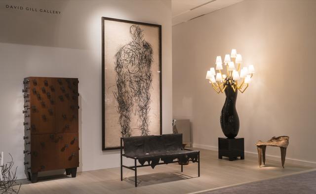 David Gill at The Salon Art + Design.
