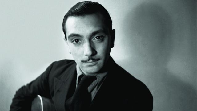 Django Reinhardt Jazz Genius
