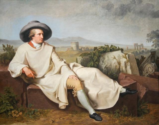 Johan Heinrich Goethe