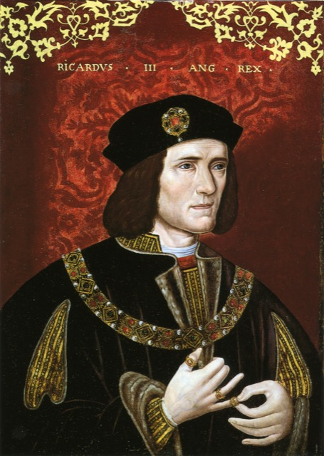 King Richard III knew little loyalty late in his reign