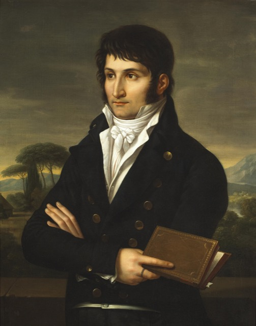 Lucien Bonaparte by François-Xavier Fabre.