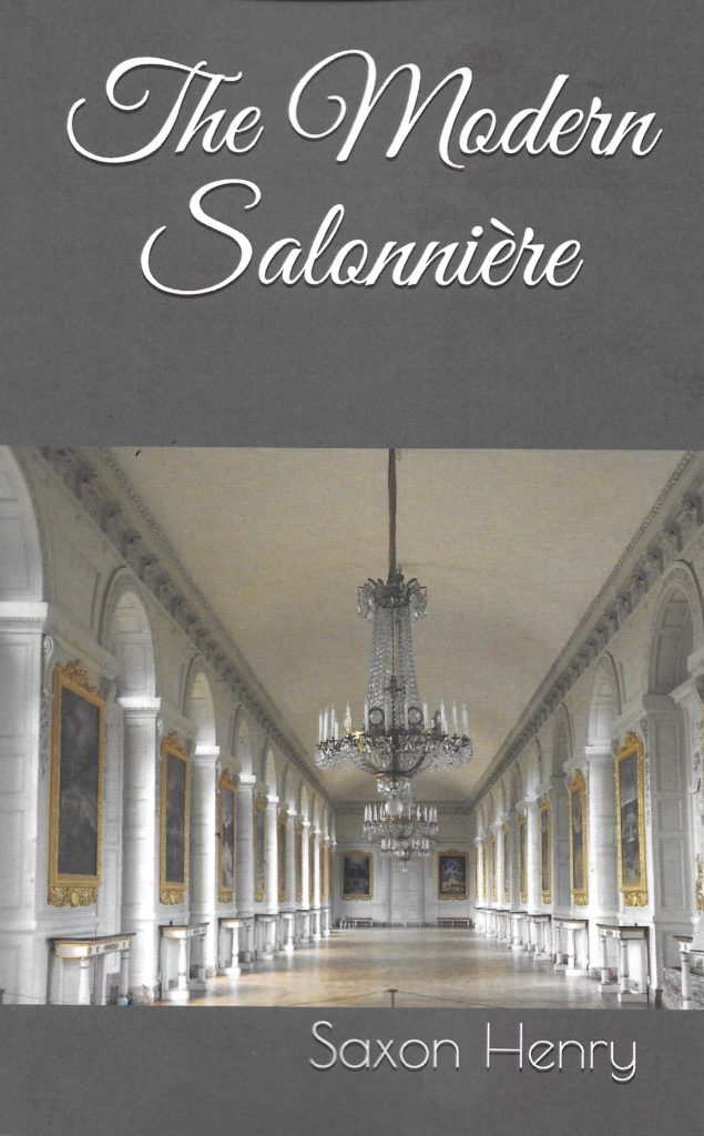 Book cover of The Modern Salonniere by Saxon Henry