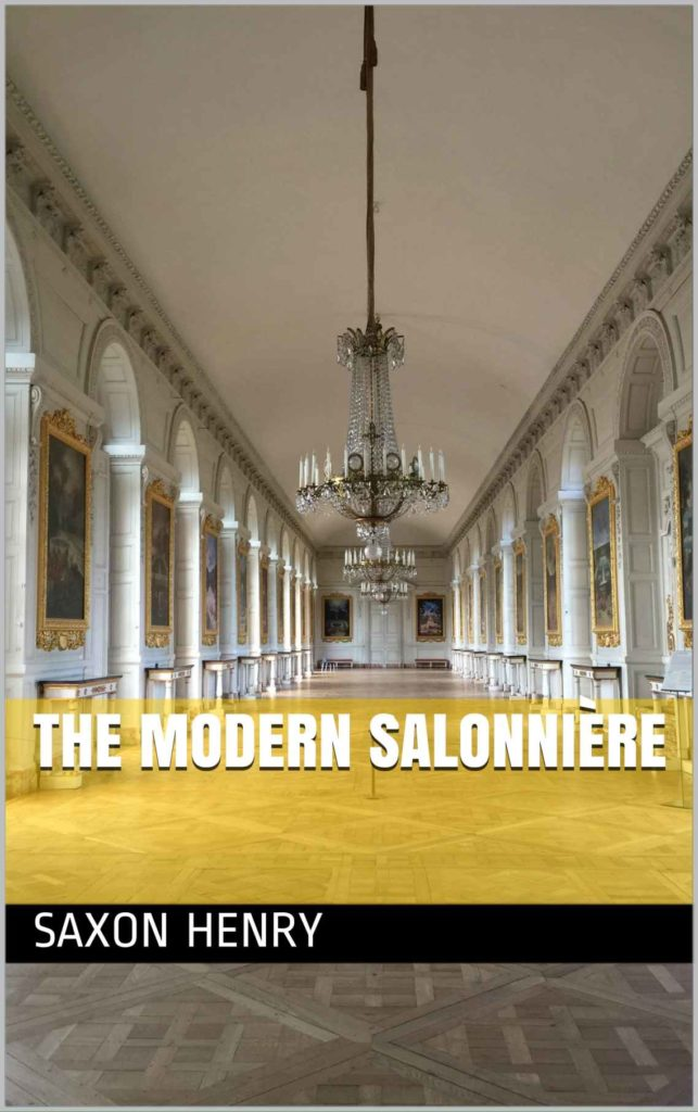 Saxon Henry's book The Modern Salonniere on Kindle