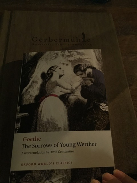 Sorrows of Young Werther Gerbermühle