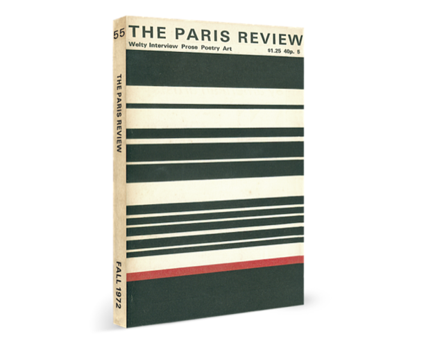 The Paris Review issue 55 includes Eudora Welty