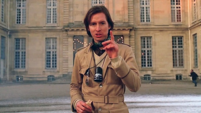 Wes Anderson in Cannes